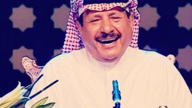 صورة الشاعر خلف بن هذال العتيبي. وقصيدة مضحكة بالانجليزي مع الأمير متعب بن عبدالله