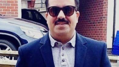 صورة د.ابراهيم الجعفري الغامدي.أستاذ مساعد       ( علم الوبائيات والإحصاء الحيوي) يبشر بنزول منحنيات كورونا