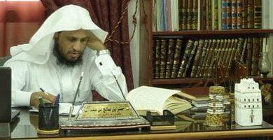 صورة الشيخ خضر بن سند الغامدي.الدكتوراه بتقدير ممتاز مع مرتبة الشرف.أ.بجامعة الباحة