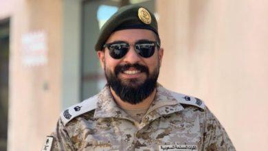صورة رائد طبيب.أحمد بن علي بن هاجر الغامدي بالخدمات الطبية للقوات المسلحة في جده