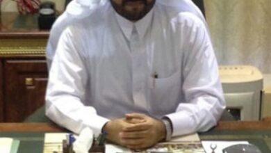 صورة .د.غرم الله الغامدي مدير عام الشؤون الصحية بتبوك.لديه العديد من المؤهلات والزمالات العربية والأجنبية