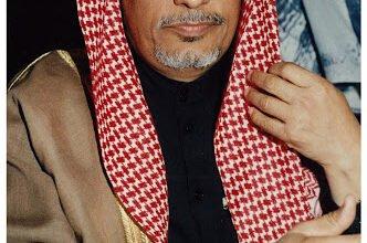 صورة د.حسن بن فهد بن حسن الهويمل. الأديب والمؤلف والمفكر والناقد