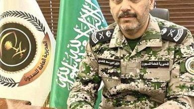 صورة سعادة اللواء.د.ابرهيم بن سعد الغامدي مدير سجون منطقة مكة المكرمة..يشكر القيادة