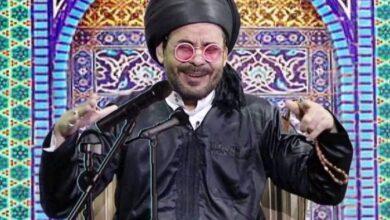 صورة الكوميدي.محمد الاضرعي..محارب بمقاطع    لخزعبلات الشيعة والحوثيين. والفساد والغلاء.