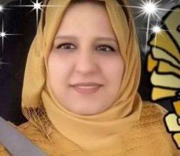 صورة الشاعرة العراقية الكبيرة. بلقيس الجنابي.. بنت أبي الطيب.استمتع بـ (تبغددي بغداد).