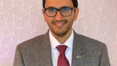 صورة د.عادل قفعي الغامدي.مدير مستشفى الايمان العام بالرياض
