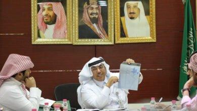 صورة سعادة أمين منطقة تبوك الجديد. المهندس. درويش بن علي الغامدي