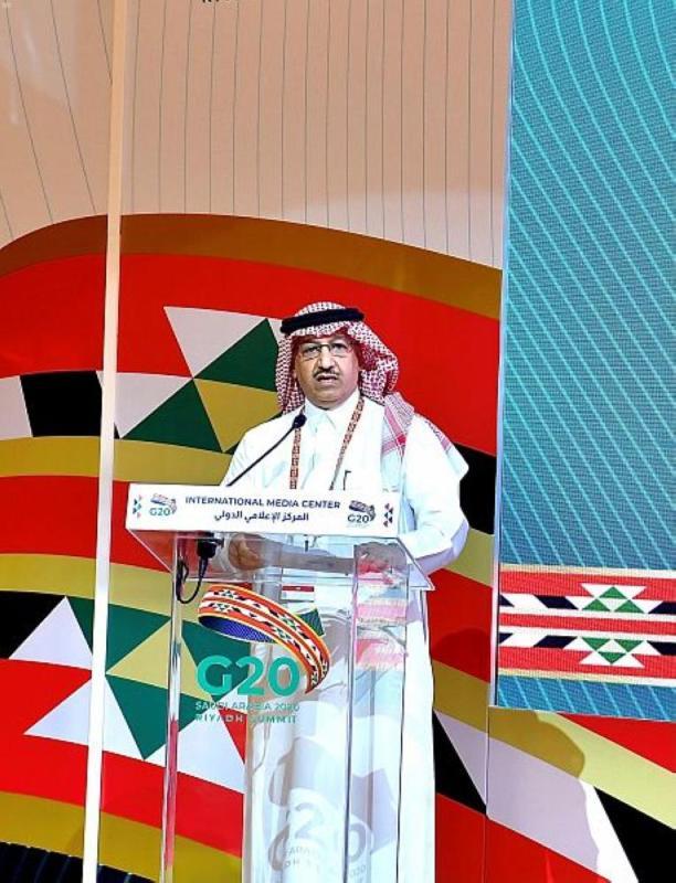 برئاسة المملكة .. أعمال قمة العشرين تستهدف استعادة النمو العالمي