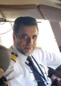 الكابتن سعيد غرم الله الحمراني - مدير عام تدريب العمليات الجوية بالخطوط السعودية
