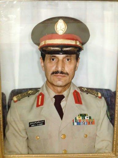 اللواء أحمد قليل أحمد أل صاوي الغامدي - ساحات وادي العلي
