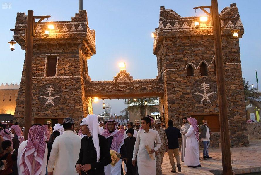 الجنادرية / قرية الباحة التراثية بالجنادرية تستعرض المقومات السياحة للمنطقة  وكالة الأنباء السعودية