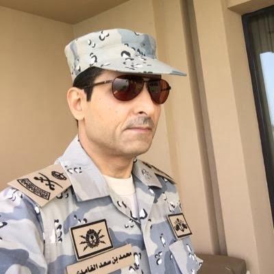 اللواء-محمد-بن-سعد-الغامدي - صحيفة شؤون الإلكترونية