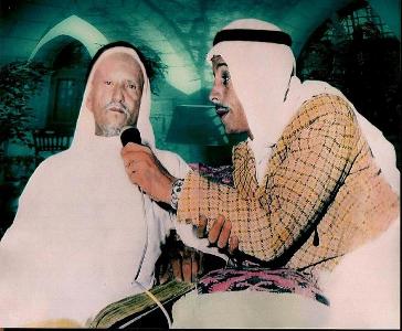 اعلام قرية الحمران – الشيخ والقاضي عوضه صالح الحمراني (رحمه الله ) – البيرق