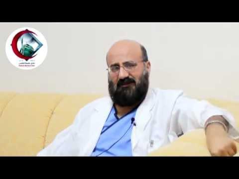 لقاء د عبدالناصر الهلالي نادي طيبة الطبي - YouTube