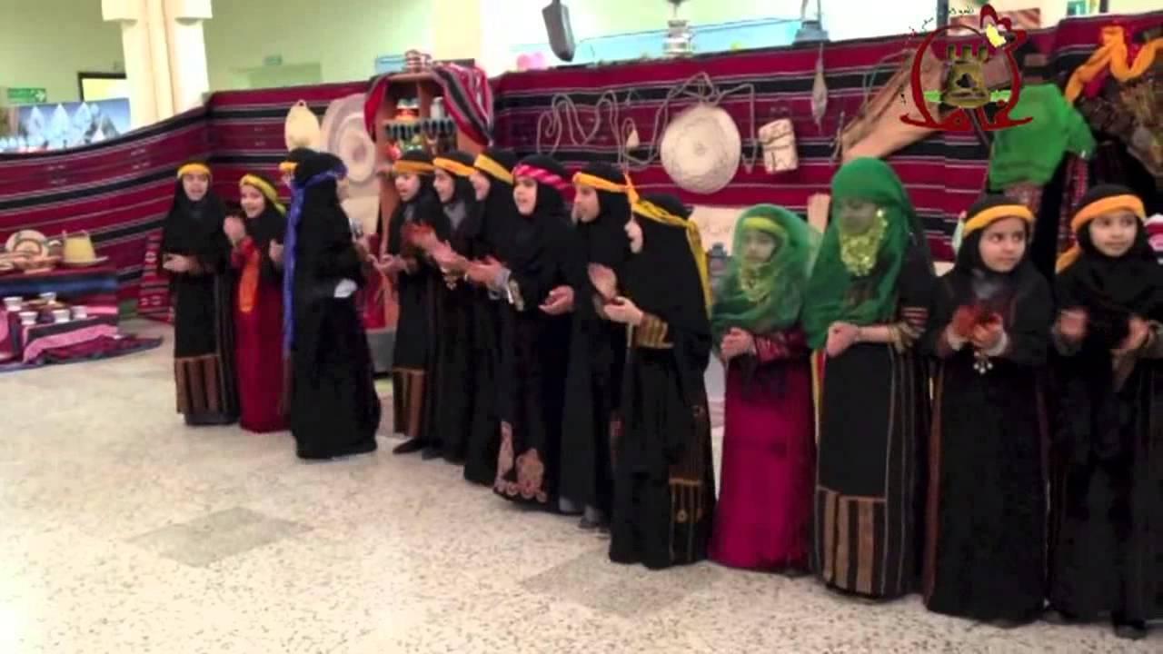 طريقة زفة العروس قديما في بلاد غامد وزهران - YouTube