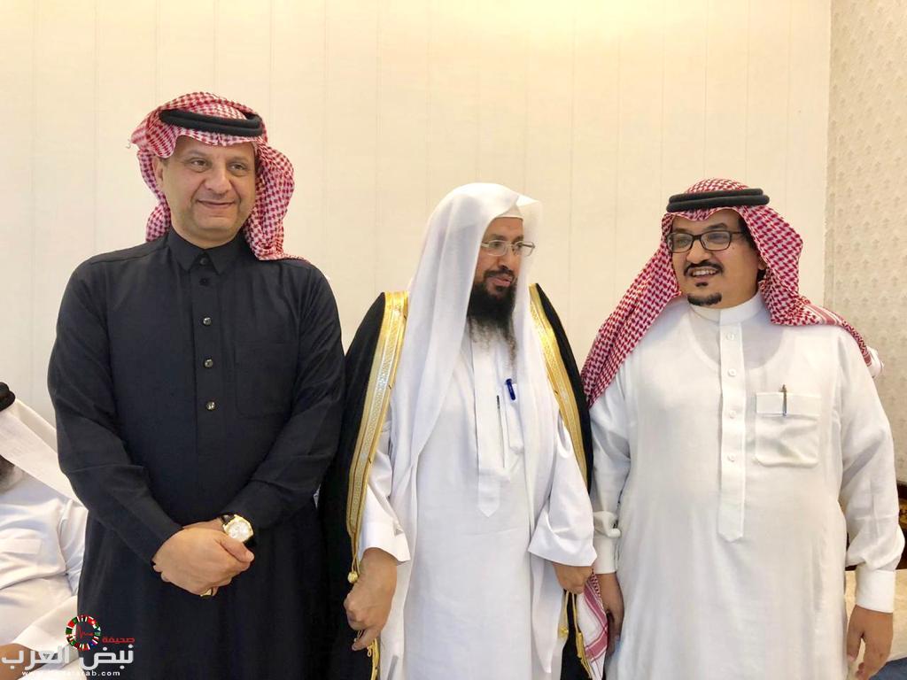 ديوانية بن مصوي تستضيف ملتقى غامد بجده - صحيفة نبض العرب