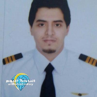 """الباحة اليوم """"خالد بن سعيد"""" كابتن طيار في الخطوط السعودية - الباحة اليوم"""