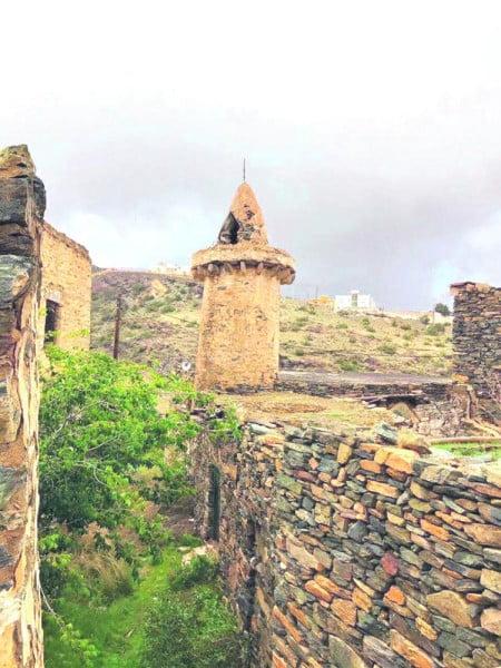 قرية الملد التاريخية.. 4 قرون من التاريخ في جبال السراة بالباحة