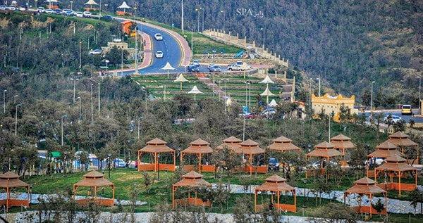 بلجرشي» تجذب السياح ببرودة الأجواء والجبال الخضراء | صحيفة الاقتصادية