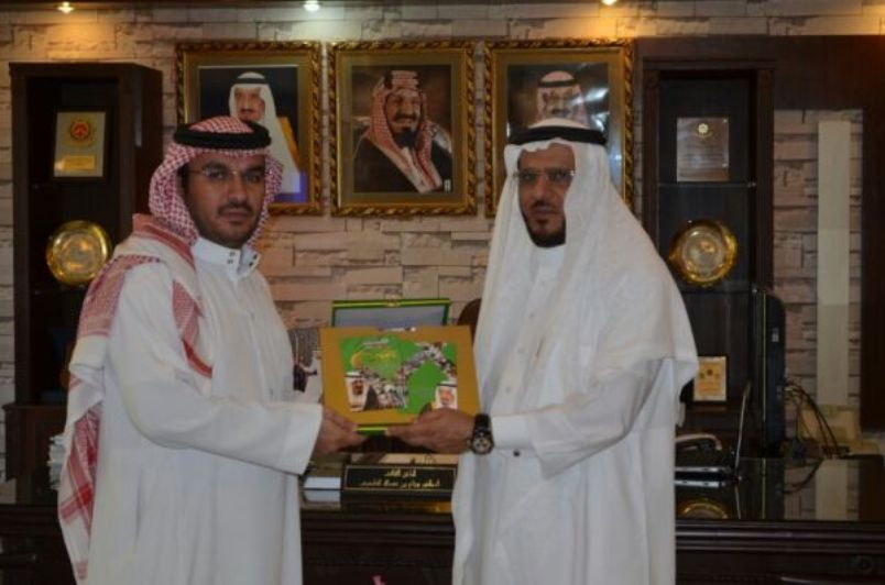الغامدي في المدارس السعودية