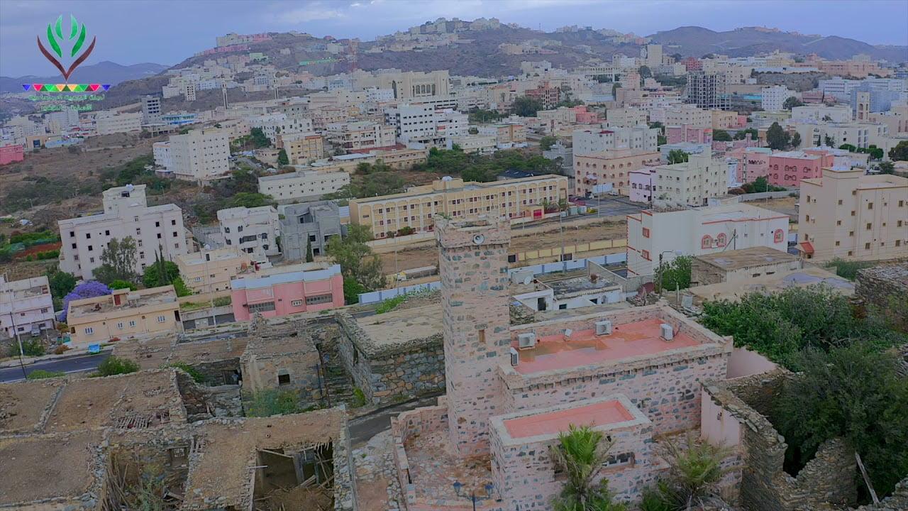 قرية الظفير الأثرية ببلاد غامد بمنطقة الباحة - YouTube